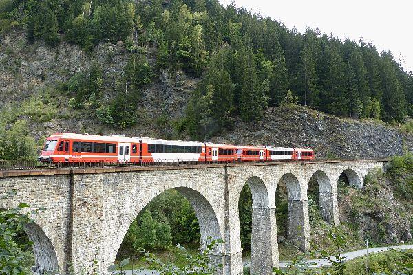 Modèle économique de la ligne St-Gervais - Vallorcine
