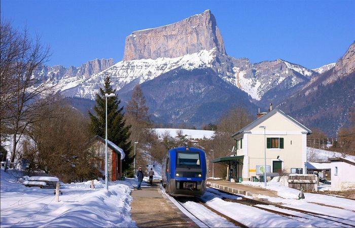 Analyse trafic et bilan socio-économique de la ligne Grenoble - Veynes